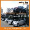 Sistema del estacionamiento del coche de poste de Mutrade 2300kg dos