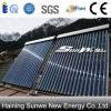 Capteur solaire évacué par SRCC solaire de tube d'En12975 Keymark