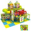 Slide와 Tunnel (DIP-004)를 가진 실내 Playground