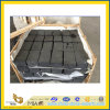 Zhangpu Flamed Black Basalt Cubestone per Outdoor Paving