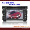 KIA Ceed (HP-KC626L)를 위한 차 DVD