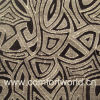 Tissu de sofa de jacquard (SAZD00668)