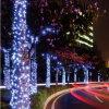 Diodo emissor de luz solar String Light/Solar Christmas Lights de Powered com 100LEDs