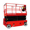 Nacelle automotrice ciseaux Hauteur de levage hydraulique Motor Max de travail 9.9 (m)