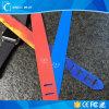 卸し売り普及した高周波RFID PVCブレスレット