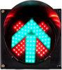 Luz de sinal do tráfego do diodo emissor de luz (CD300-3-ZGSM-1)