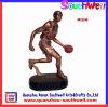 Polyresinのトロフィ、バスケットボール選手の置物(NW1215E)