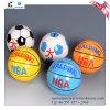 Caja de ahorros de cerámica de la moneda de la bola del recuerdo del equipo de fútbol