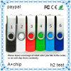 실제적인 금속 이동 전화 OTG USB 섬광 드라이브 (OTG-058)