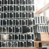 Extrusion en aluminium pour la façade de profil de construction