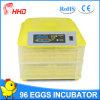 Hhd 최고 가격 가금은 부화기를 Egg