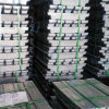Lingote refundido del terminal de componente del lingote 99.99% del terminal de componente para el fabricante de China