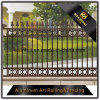 Rete fissa di alluminio rivestita del giardino di obbligazione della polvere decorativa calda di vendita per la villa