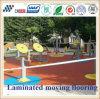 Crossfit Innen- und im Freien des Spielplatz-EPDM Gummibodenbelag