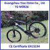 高い発電モーターを搭載するPedelecの援助のリチウム電池電気Eの自転車または