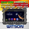 Carro DVD do Android 5.1 de Witson para Ssangyong Rodius 2014 (W2-A7070) com sustentação do Internet DVR da ROM WiFi 3G do chipset 1080P 8g