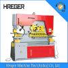 Poinçonneuse de trou hydraulique de marque de Hreger, ouvriers de fer