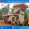 Planta da lavagem do ouro do equipamento de processamento do ouro do Placer