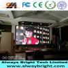 Van Abt de Video BinnenP4 HD LEIDENE van het Scherm Vertoning van de Reclame
