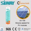 Uma do silicone solar componente do módulo porção do vedador adesivo do painel solar