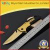 卸売の猟刀の折るナイフの戦術的なポケット・ナイフ(RYST0061C)