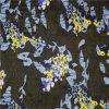 Nylon do jacquard/tela de confeção de malhas laço do poliéster/algodão