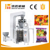 Автоматическая вертикальная машина упаковки для завалки и запечатывания еды