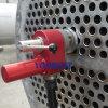 熱交換器Tp060のための管シートの溶接ヘッドへの軌道管