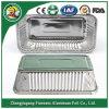 Hoogste Rang Bijgewerkte Aluminiumfolie voor de Container van het Voedsel
