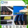 Изолированное плоское гибкое электропитание кабеля подъема крана