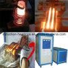 Máquina de calefacción de inducción del calentador de inducción de la calefacción de la barra de acero