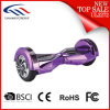 SelbstBalacing Roller Hoverboard 8 Aufladeeinheits-Bewegungsroller der Zoll-Chrom-Farben-42V 2A