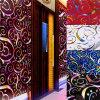 Papier peint à la mode de scintillement pour la décoration à la maison (JSL163-012)