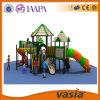 Equipamento 2015 ao ar livre do campo de jogos das crianças do tema da luz solar de Vasia