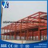 Almacén prefabricado de la estructura de acero de la luz de la pintura del bajo costo de la alta calidad