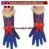 Gants d'enfant en bas âge pour les meilleurs gants de ménage de cadeau de carnaval de Veille de la toussaint (H8108)