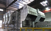 Forno di fusione industriale di alluminio e della lega con il sistema energetico rigeneratore di risparmio di combustione