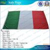 Красный белый зеленый национальный флаг Италия флага (M-NF05F09008)