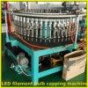 Machine recouvrante d'ampoule de filament de DEL