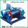 Guincho elétrico da mineração, a melhor manufatura do guindaste em China