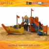 Военный корабль спортивной площадки малышей (PE-04801)