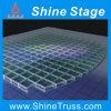 Bewegliche Acrylglas-Aluminiumstufe, Stufe-Gerät
