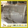 米国MarketのためのプレハブのRusty Yellow Granite Kitchen Countertop
