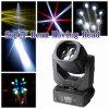 RGBW 4 en 1 viga principal móvil 4*25W DJ emiten el LED ligero