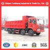 Sitom 8X4 덤프 트럭 명세 또는 무거운 덤프 팁 주는 사람 트럭