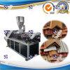 WPC 장식적인 위원회, 담, 가구 단면도 밀어남 기계