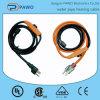 Câble chauffant électrique de pipe de câble chauffant 220V pour le marché européen