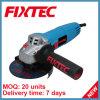 Moedor de ângulo elétrico da ferramenta de potência 750W de Fixtec 115m mini