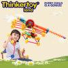 Brinquedos educacionais para a mão da engrenagem dos miúdos - brinquedos feitos da alta qualidade