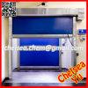 빠른 속도로 움직이는 PVC 고속 커튼 문 (ST-001)